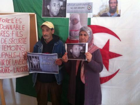 Torture and Arbitrary Detention of Member of the Algerian League for the Defence of Human Rights for over 8 Months