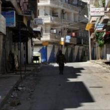 Jisr Al Shughur after the protests and mutiny, AP, http://www.bbc.com/news/world-middle-east-13857654